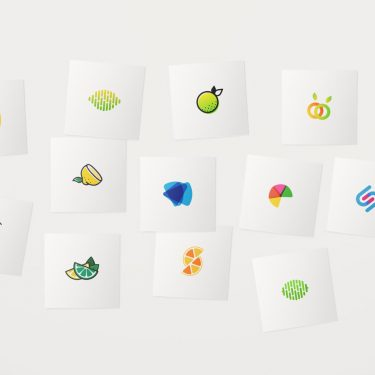 Logo and brand mark variations by Square One Digital